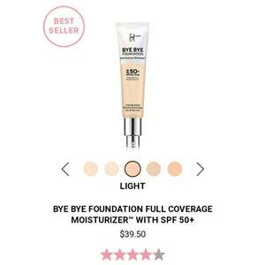 IT Cosmetics Bye Bye Foundation Full Coverage